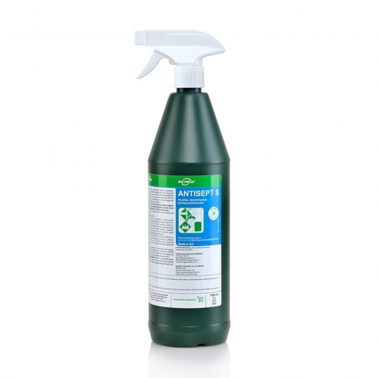 SURFACE DISINFECTION LIQUID ANTISEPT S