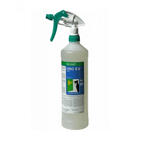 CLEANER WITH VISCOSE UNO SV