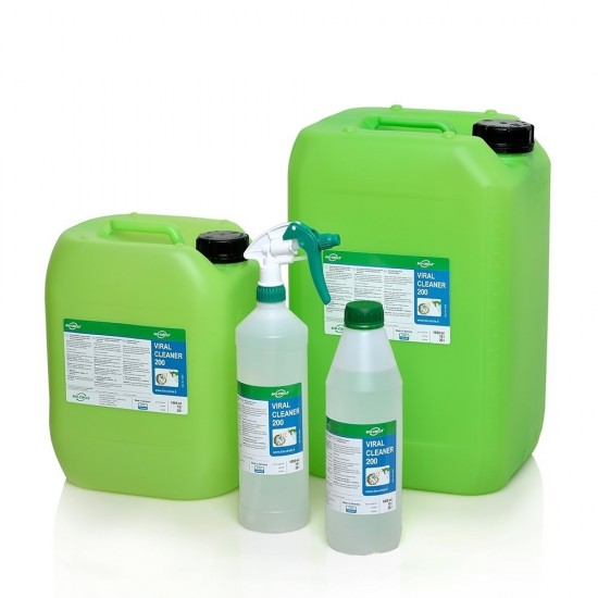 SURFACE CLEANER VIRAL CLEANER 200