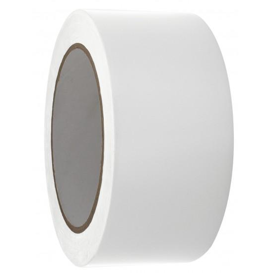 DANCEFLOOR-PVC-TAPE 50MM X 33M WHITE